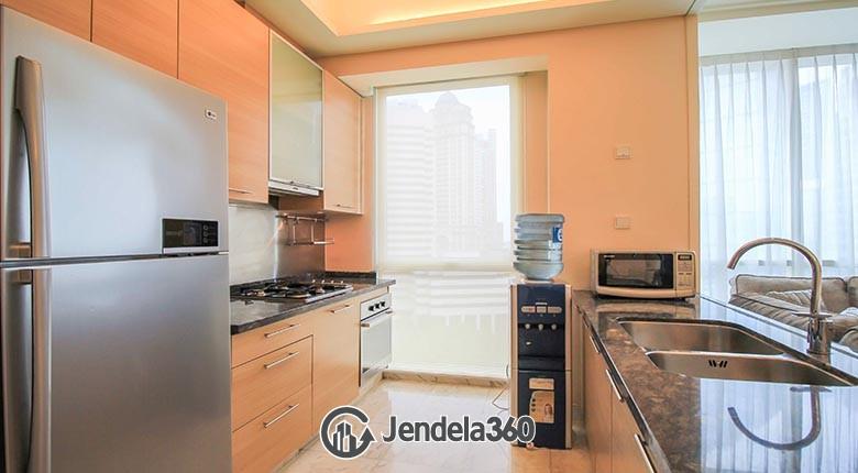 Kitchen Apartemen The Peak Apartment