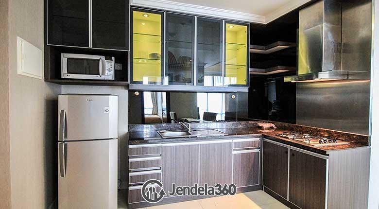 Kitchen Kuningan City (Denpasar Residence) Apartment