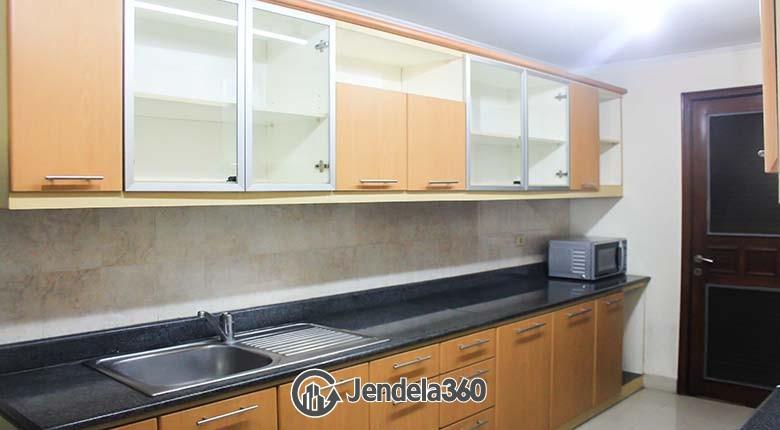 Kitchen Apartemen Bumi Mas Apartment