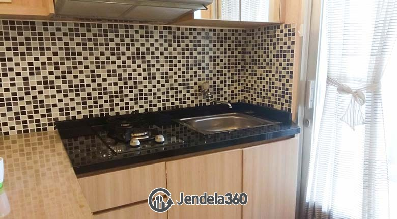 Kitchen Green Bay Pluit Apartment Apartment