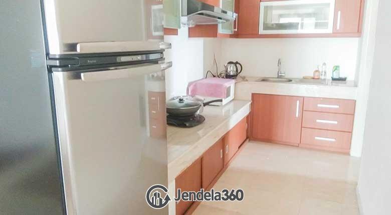 Kitchen Apartemen FX Residence