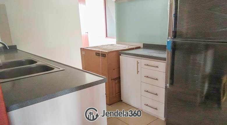 Kitchen Apartemen Permata Hijau Residences