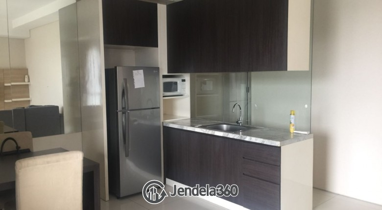 Kitchen 1 Park Residences Apartment