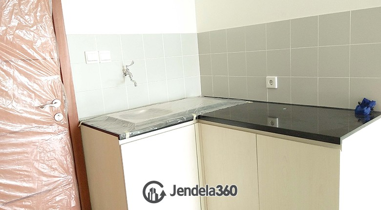 Kitchen Condominium SeaView Pluit (GreenBay) Apartment