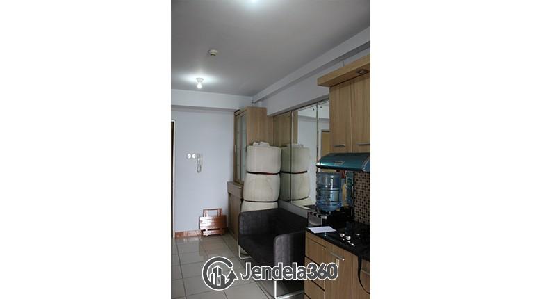 Kitchen Green Bay Pluit Apartment