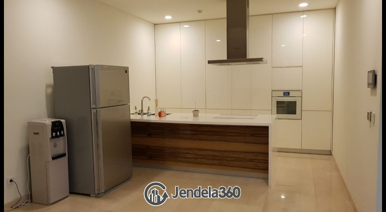 Kitchen Pakubuwono House Apartment