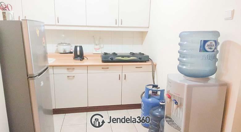 Kitchen Puri Imperium Apartment