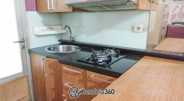 Kitchen Gading Nias Apartment Apartment