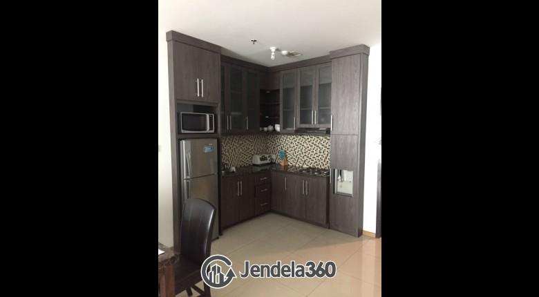 Kitchen Gandaria Heights Apartment
