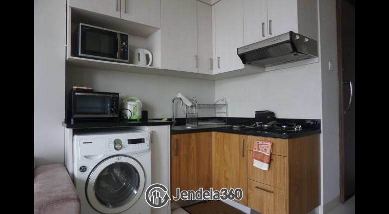 Kitchen The Mansion Kemang