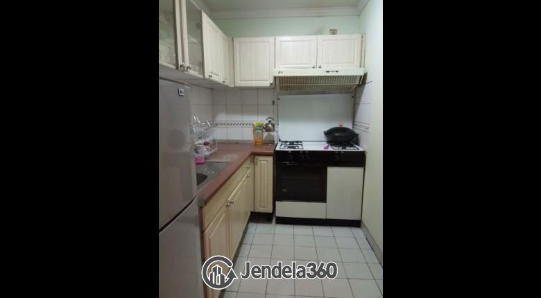 Kitchen Mitra Oasis Residence Apartment
