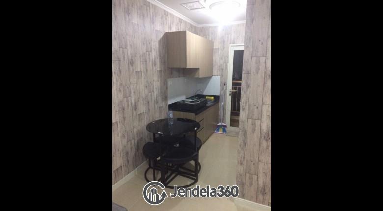 Kitchen Apartemen Madison Park