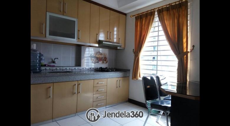 Kitchen Apartemen The Boutique At Kemayoran