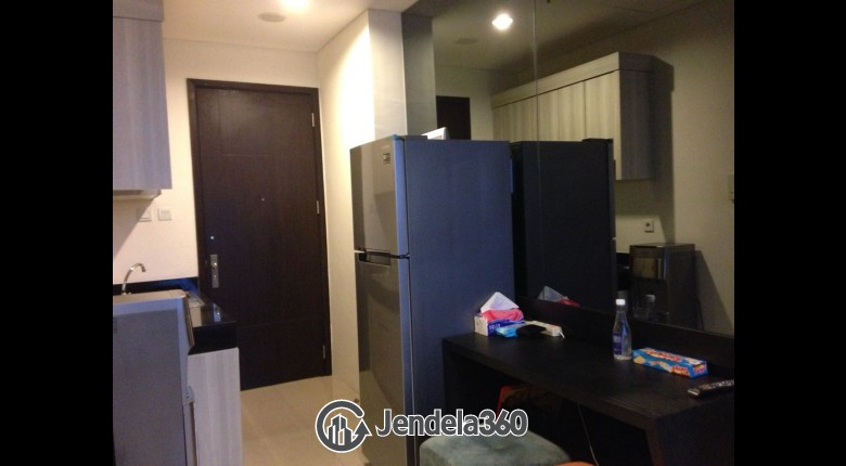 Kitchen Apartemen GP Plaza Apartment