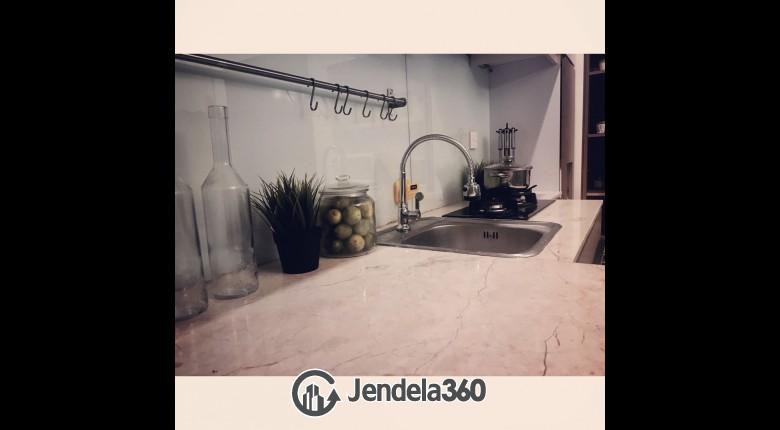 Kitchen Apartemen Gandaria Heights Apartment