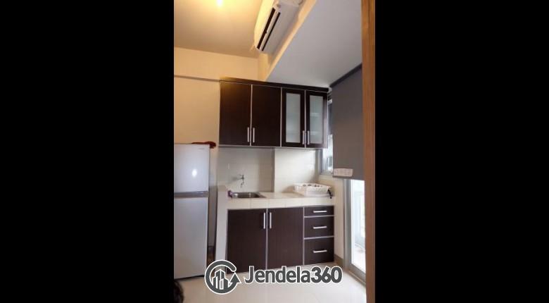Kitchen Bintaro Park View Apartment