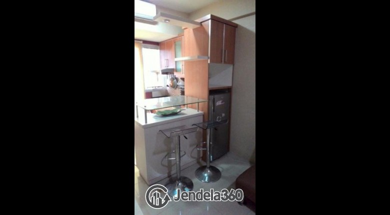 Kitchen Bintaro Park View Apartment