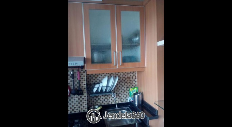 Kitchen Bintaro Park View