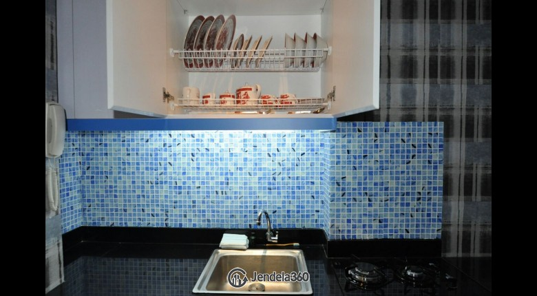 Kitchen Elpis Residences Apartment