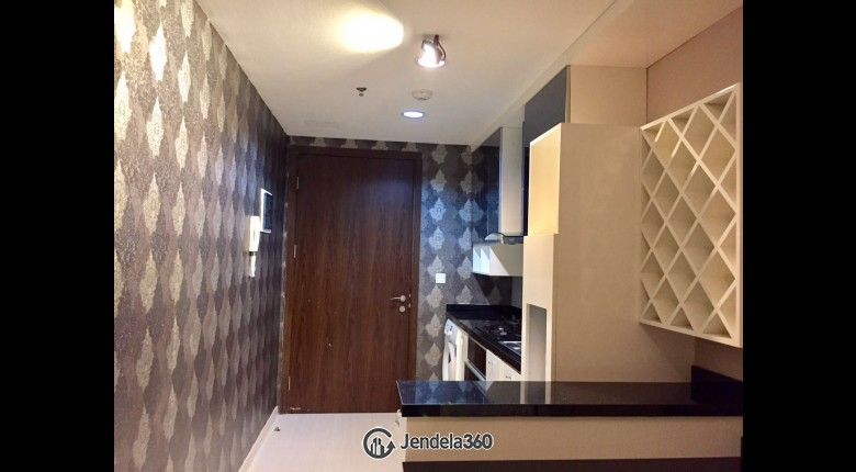 Kitchen Kemang Village Apartment