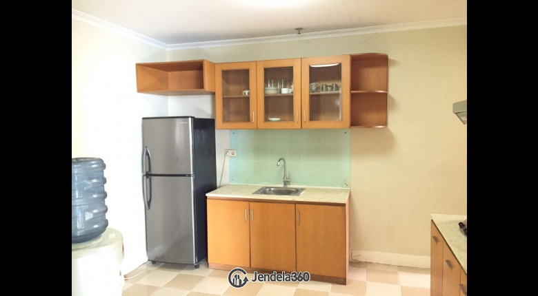 Kitchen Apartemen Batavia Apartment