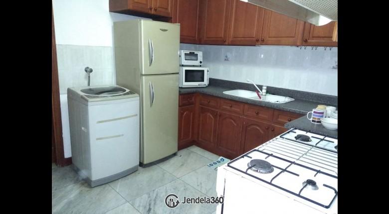 Kitchen Apartemen Pavilion Apartment