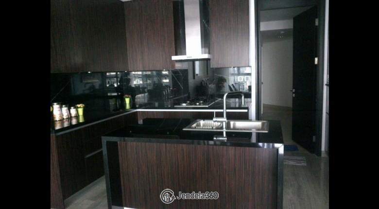 Kitchen Kemang Village Apartment Apartment