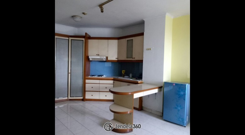 Kitchen Apartemen Graha Cempaka Apartment