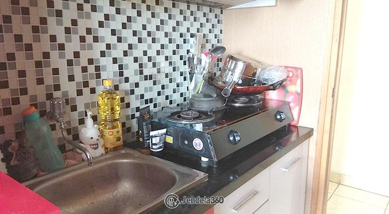 Kitchen Apartemen Centro City Apartment