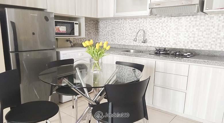 Kitchen Apartemen Pakubuwono Terrace