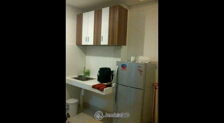 Kitchen Apartemen Westmark Apartment