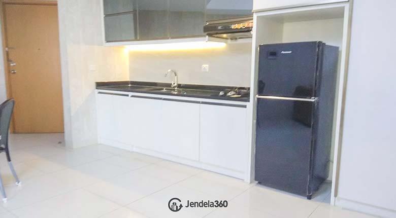 Kitchen Apartemen The Mansion Kemayoran Jasmine
