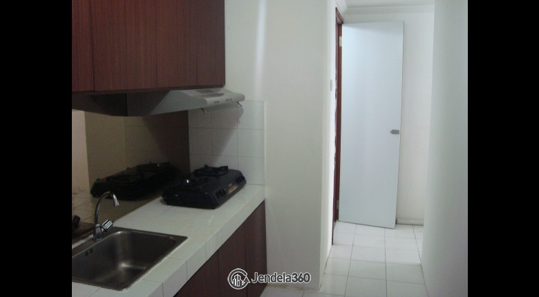 Kitchen Apartemen Poins Square Apartment