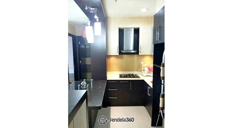 Kitchen CBD Pluit Apartment