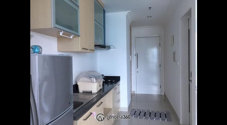 Kitchen Kuningan Place Apartment Apartment
