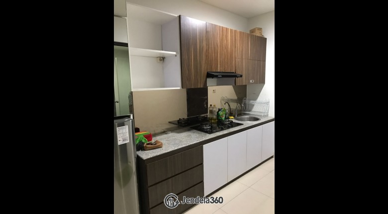 Kitchen Taman Sari Semanggi Apartment