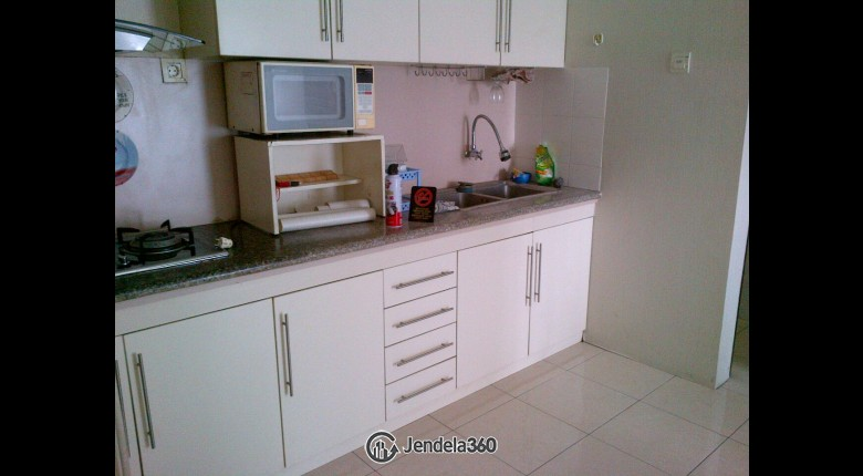 Kitchen Apartemen Casablanca Mansion
