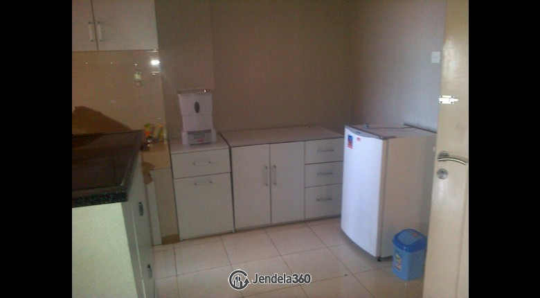 Kitchen Apartemen City Resort Apartment