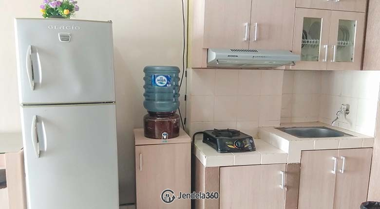 Kitchen Sunter Park View Apartment