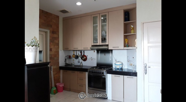 Kitchen Apartemen Puri Garden Apartment