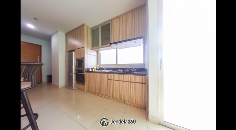 Kitchen Apartemen Kuningan Place Apartment