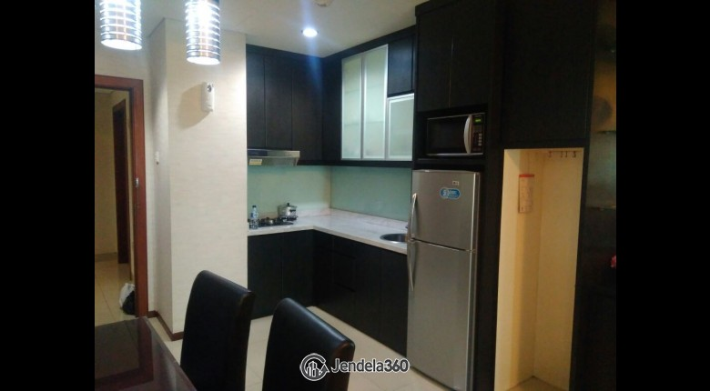 Kitchen Apartemen Thamrin Residence Apartment