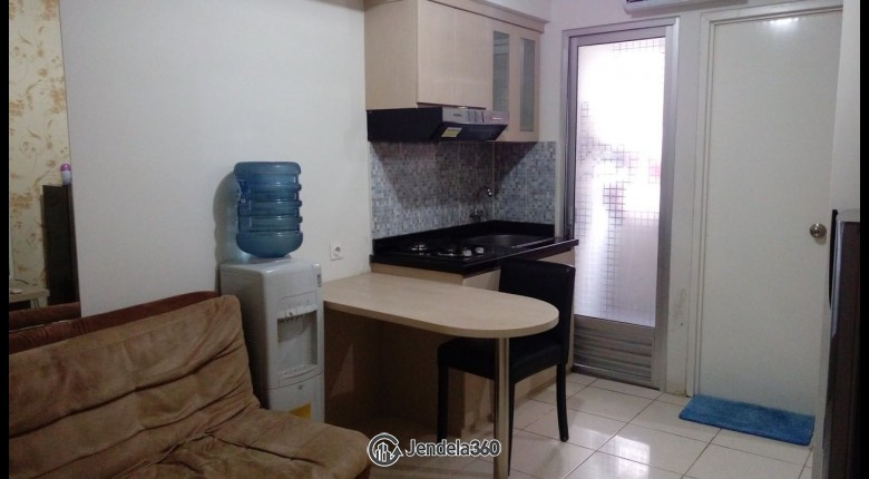Kitchen Apartemen Kalibata City Apartment