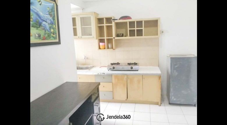 Kitchen Mediterania Gajah Mada Apartment Apartment