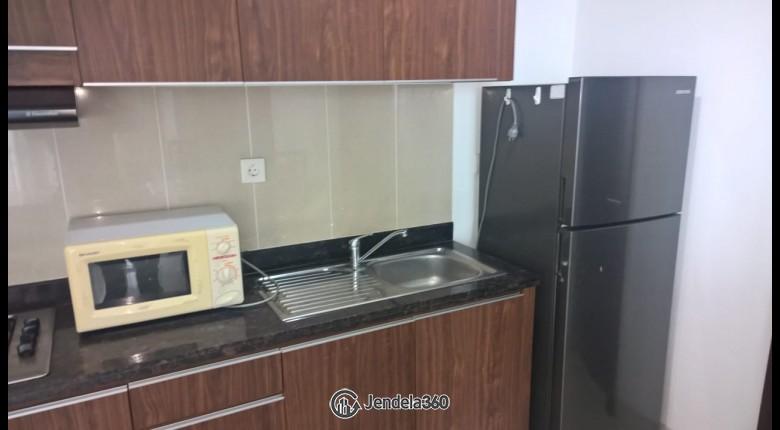 Kitchen Apartemen Kuningan City (Denpasar Residence)