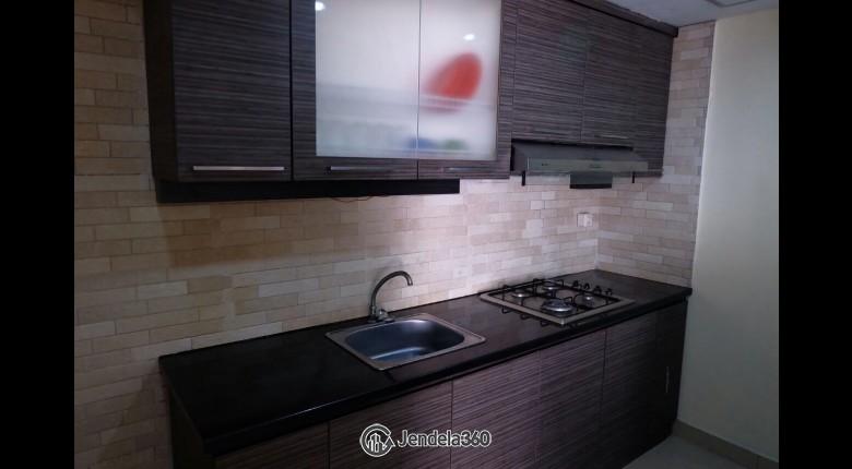 Kitchen Taman Rasuna Apartment