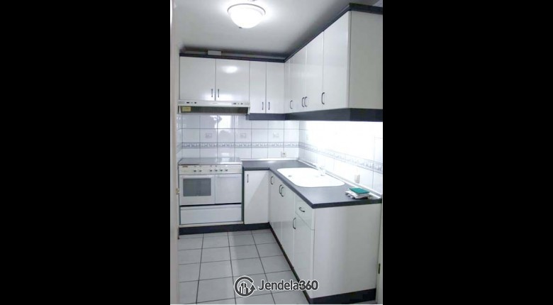 Kitchen Permata Gandaria Apartment Apartment