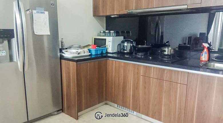 Kitchen Apartemen Lavenue Apartment