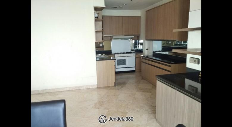 Kitchen Apartemen Beverly Tower Apartment