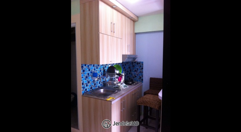 Kitchen Sentra Timur Residence Apartment
